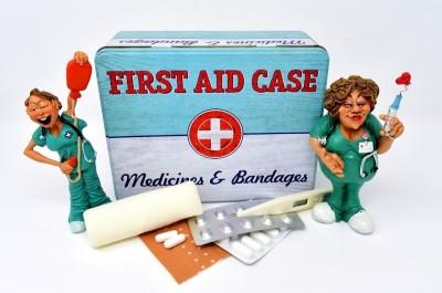 Lékárnička na cesty
