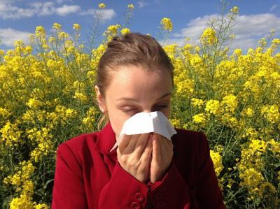 Sezónní alergie - každoroční trápení